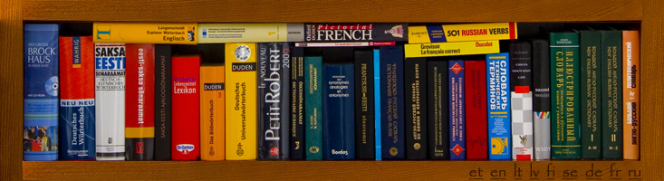 dictionaries, encyclopedias and reference books in our office