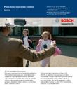 Bosch Plena äänievakuointijärjestelmä: käyttöohje latviankielellä, taitto